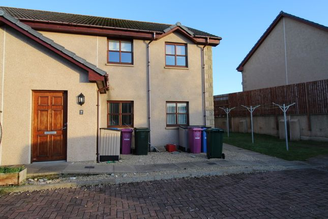 Thumbnail Flat for sale in Silberg Drive, Buckie