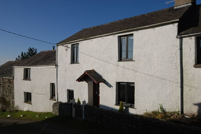 4 bed detached house for sale in Low Ghyll, Kirkby In Furness, Cumbria