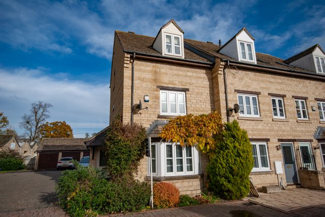 Thumbnail End terrace house to rent in Grangers Place, Witney