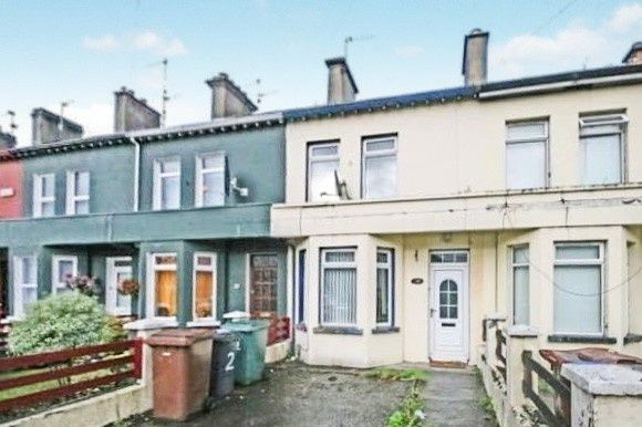 Thumbnail Terraced house to rent in Hillsborough Old Road, Lisburn