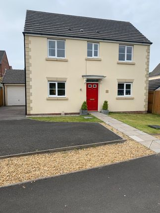Thumbnail Detached house to rent in Ffordd Y Glowyr, Betws, Ammanford