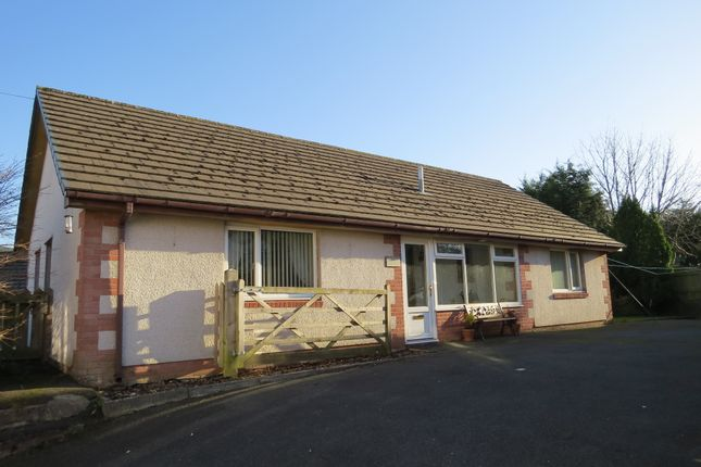 Thumbnail Detached bungalow for sale in Kiln Brow, Cleator, Cumbria