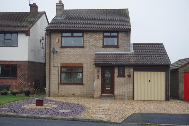 Thumbnail Detached house for sale in Cecil Road, Hunmanby, Filey