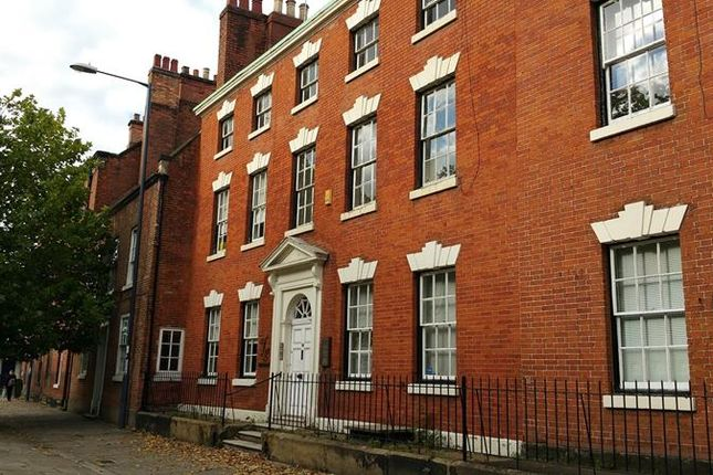 Office to let in 57 Friar Gate, Derby, Derbyshire