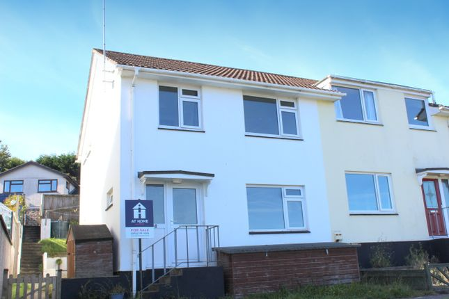 Thumbnail Semi-detached house for sale in Anderton Rise, Millbrook, Torpoint