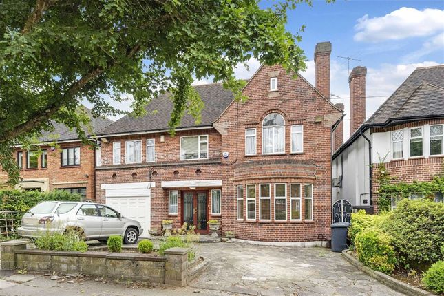 Thumbnail Detached house for sale in Haslemere Gardens, London