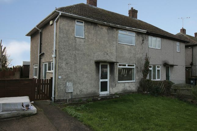 Thumbnail Semi-detached house for sale in Ivanhoe Road, Rotherham, South Yorkshire