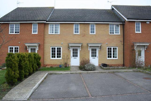 Thumbnail Terraced house to rent in Jersey Drive, Winnersh, Wokingham