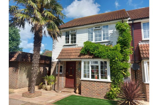 3 bed end terrace house for sale in Church Lane, Pevensey BN24