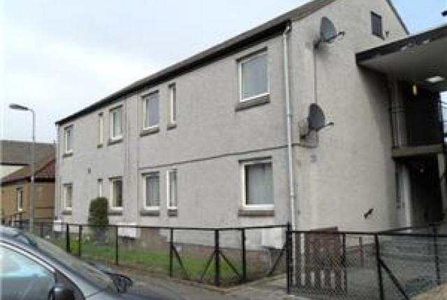Thumbnail Flat to rent in Jackson Street, Penicuik, Midlothian