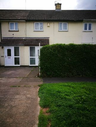 Thumbnail Terraced house to rent in Marlwood Drive, Bristol