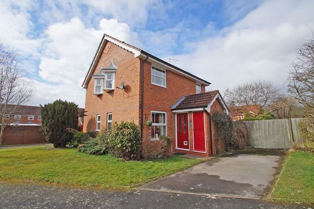 Thumbnail Semi-detached house for sale in Scaife Road, Aston Fields, Bromsgrove