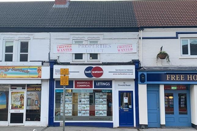 Thumbnail Retail premises to let in Oswald Road, Scunthorpe, North Linolnshire