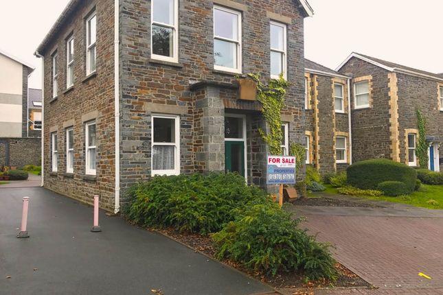 Thumbnail Flat for sale in Llys Ardwyn, St Davids Road, Aberystwyth
