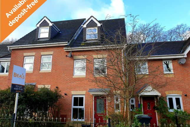 3 bed town house to rent in Rowan Close, Whiteley, Fareham PO15