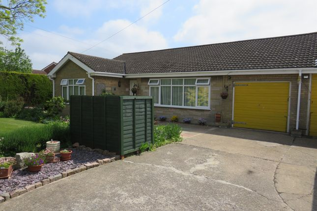 Thumbnail Detached bungalow for sale in Carres Square, Billinghay, Lincoln