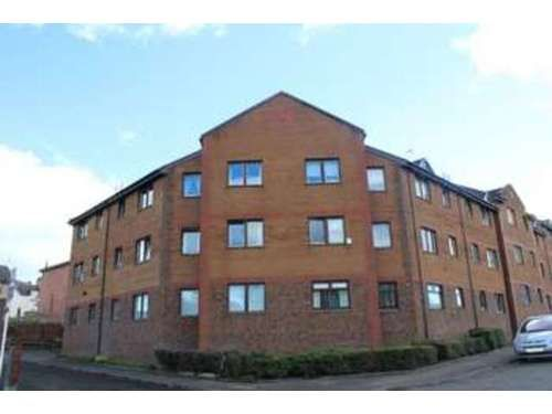 Thumbnail Flat to rent in Academy Street, Coatbridge