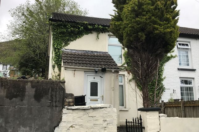 Thumbnail End terrace house for sale in Lower Mount Pleasant, Troedyrhiw, Merthyr Tydfil