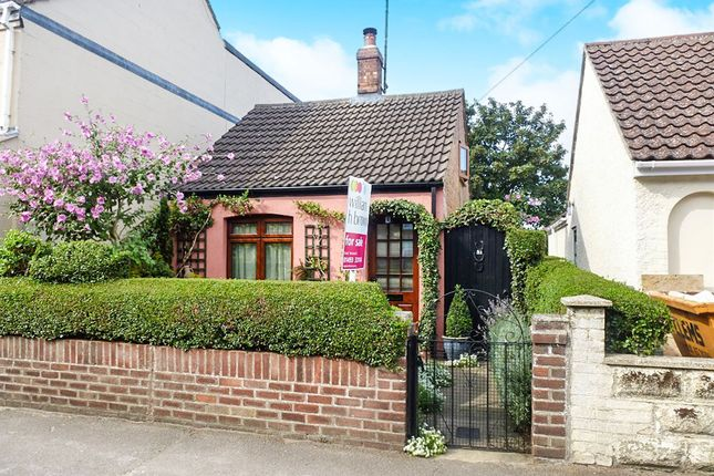 Thumbnail Detached bungalow for sale in St Julian Road, Caister-On-Sea, Great Yarmouth