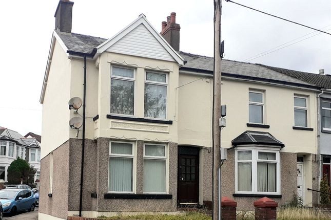 Thumbnail Flat for sale in Queens Villas, Ebbw Vale, Blaenau Gwent