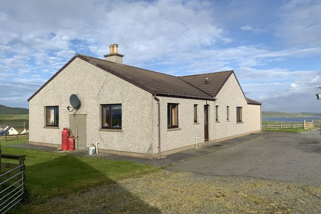 Thumbnail Detached house for sale in Dunrossness, Shetland