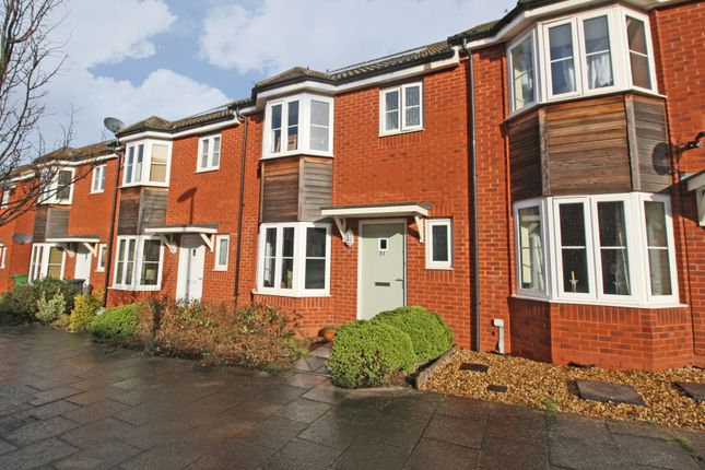 3 bed terraced house for sale in River Plate Road, Exeter