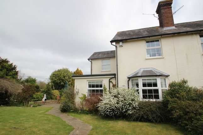 Thumbnail Terraced house to rent in Newbury Cottages, Newbury Lane, Cousley Wood, Wadhurst