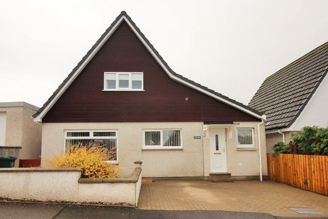 Thumbnail Detached house for sale in Hilltop Road, Forres
