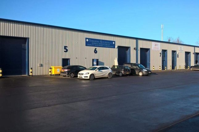Thumbnail Light industrial to let in Unit B6, Aven Industrial Estate, Rotherham
