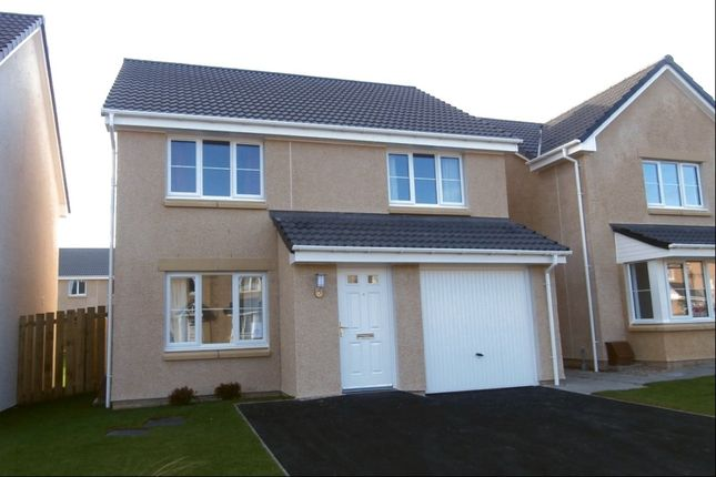 Thumbnail Detached house to rent in Linkwood Court, Elgin