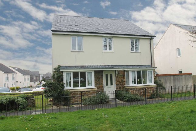 Thumbnail Detached house for sale in Lulworth Drive, Widewell