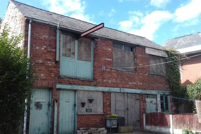 Light industrial for sale in St Peters Terrace, Off Selby Road, Askern, Doncaster