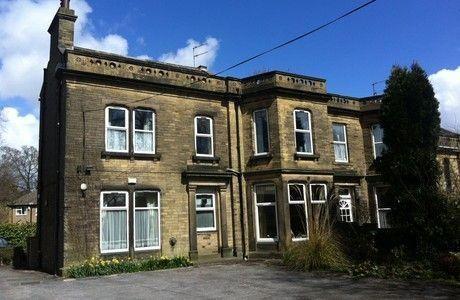 Thumbnail Flat to rent in 16 Greenbank Road, Bradford