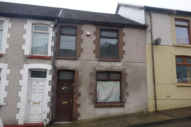 Thumbnail Terraced house to rent in Blaen-Y-Cwm Terrace, Blaenrhondda