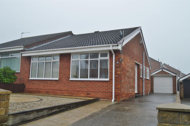 Thumbnail Semi-detached bungalow for sale in Belgrave Drive, Normanby, Middlesbrough