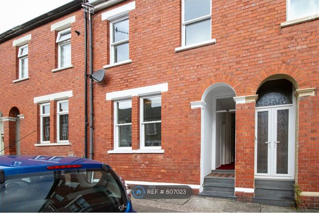 Thumbnail Terraced house to rent in Queen Street, Barry