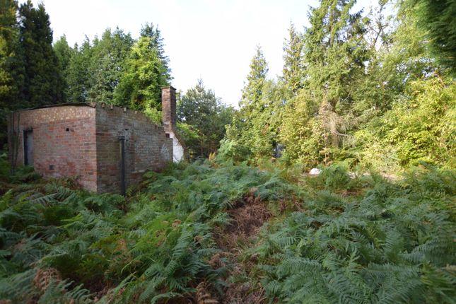 Thumbnail Land for sale in Frimley Road, Ash Vale, Aldershot