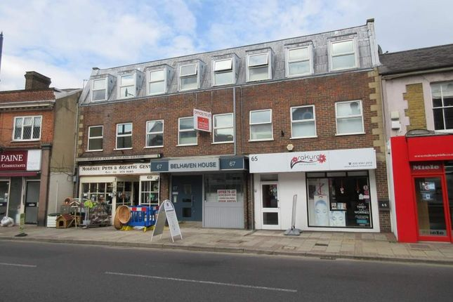 Thumbnail Office to let in Belhaven House, Molesey