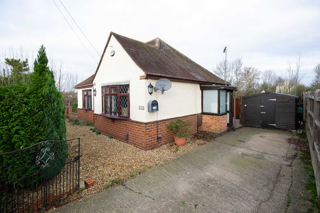 Thumbnail Bungalow for sale in Marshalls Road, Raunds