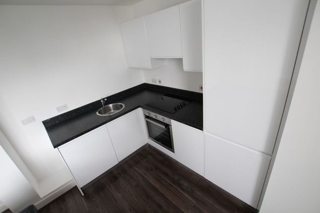 1 bed flat for sale in The Strand, City Centre, Liverpool L2