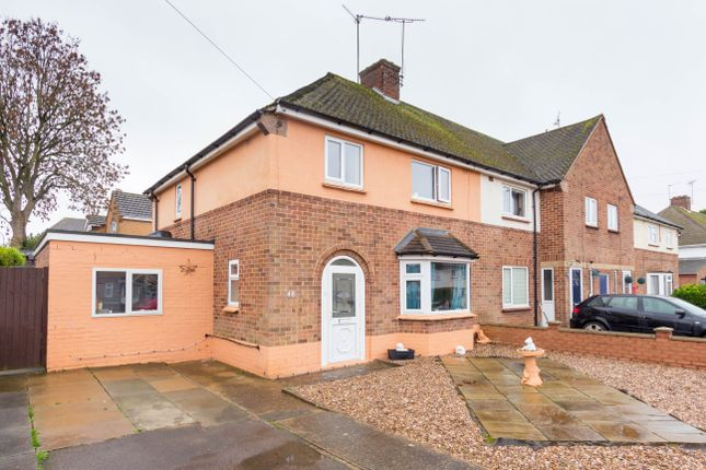 3 bed end terrace house for sale in Edinburgh Road, Wellingborough NN8