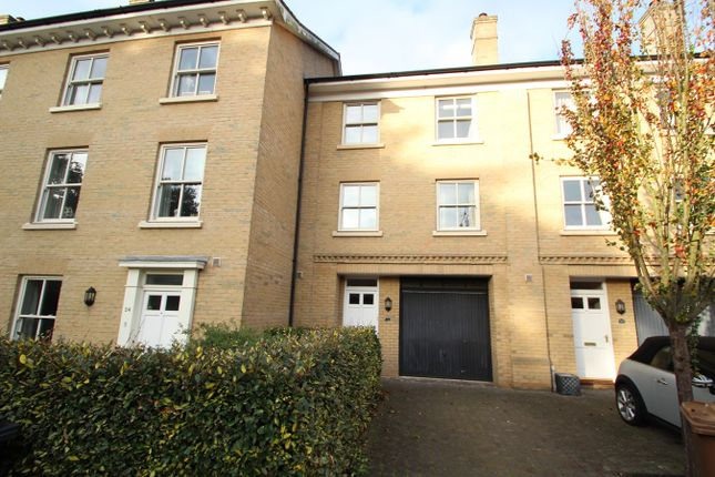 Thumbnail Town house for sale in St Anthonys Crescent, Ipswich