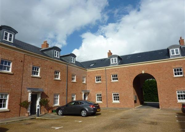 Thumbnail Flat for sale in The Gate House, The Mount, Chepstow