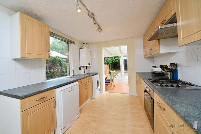 Thumbnail Terraced house to rent in Plough Way, Surrey Quays