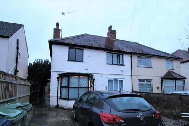 Thumbnail End terrace house to rent in Bulan Road, Headington, Oxford