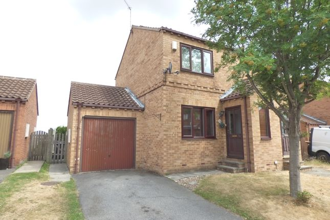 Thumbnail Semi-detached house to rent in Queen Margarets Drive, Brotherton, Knottingley