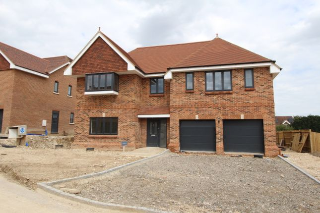 Thumbnail Detached house for sale in Weston Road, Upton Grey, Basingstoke