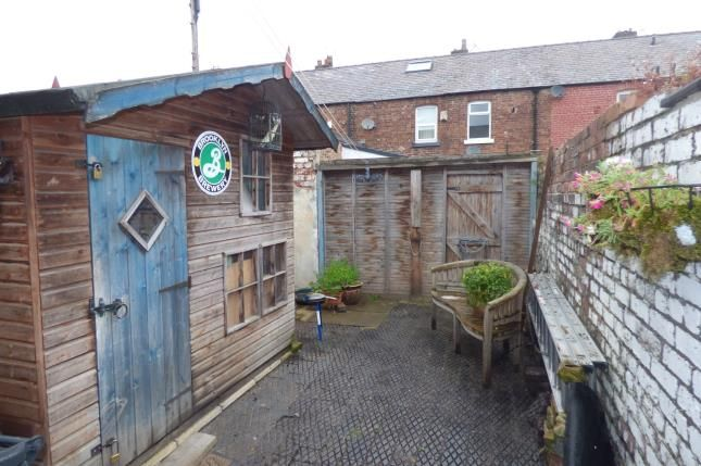 Garden/Courtyard of Old Liverpool Road, Sankey Bridges, Warrington, Cheshire WA5