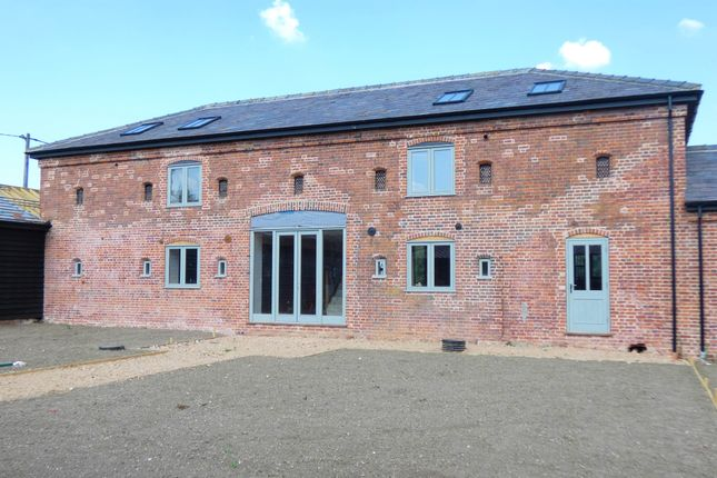 Thumbnail Barn conversion for sale in Elsing Lane, Etling Green, Dereham