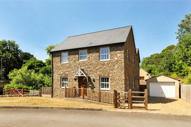 Thumbnail Detached house for sale in School Road, Oldland Common, Bristol, Gloucestershire